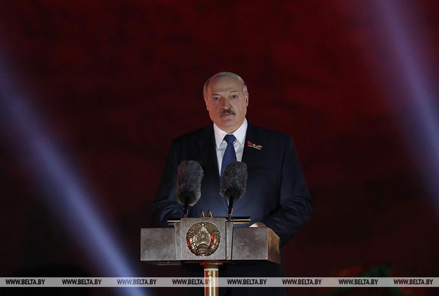 Лукашенко назвал суверенитет белорусского государства неоспоримым фактором