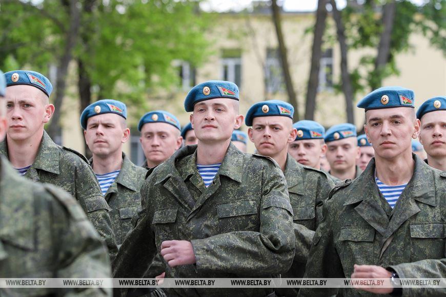 Никто, кроме них. Особенности службы в десантно-штурмовой бригаде в Бресте