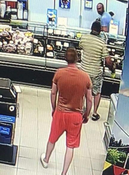 Милиция ищет очевидцев хулиганских действий мужчины