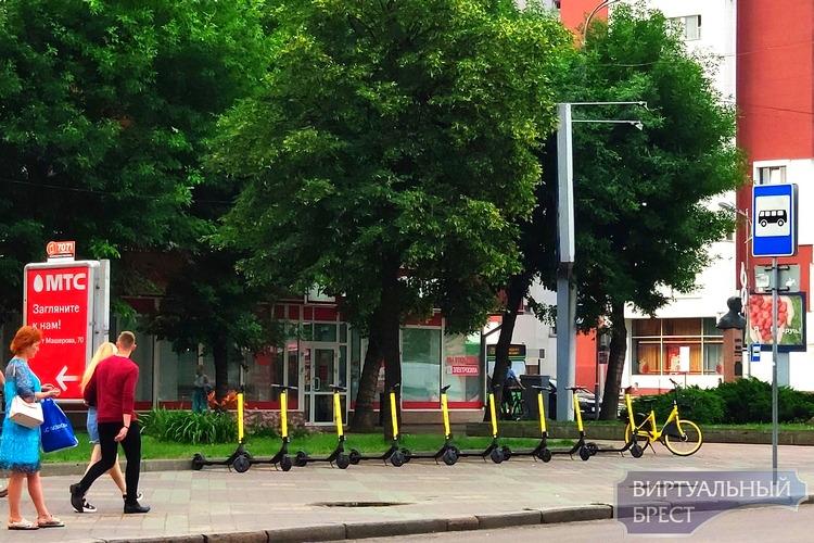 Колобайк приехал! На улицах города появился шеринг электросамокатов