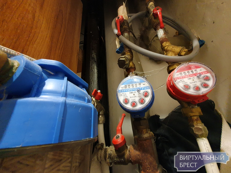 Горячая вода отключается... Дубровка и Речица с 6 по 10 июля