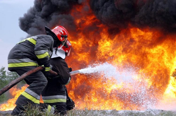 Информация по пожарам в г. Бресте за 6 месяцев