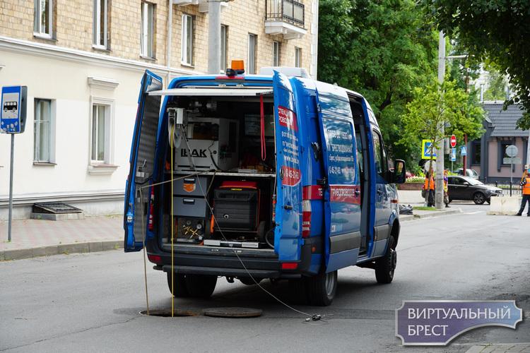На полтора месяца ограничат движение транспорта по ул.К.Маркса (от Гоголя до Орджоникидзе)