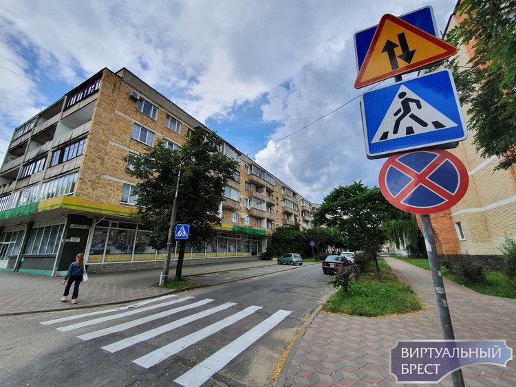 Улицу Маяковского частично сделали двусторонней от К.Маркса до Комсомольской