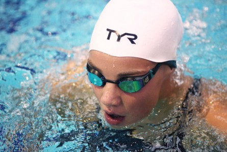 Анастасия Шкурдай обновила в Бресте рекорд на 100 м баттерфляем