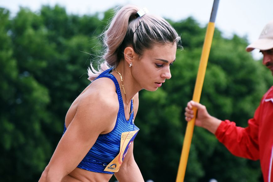 Спортсмены Брестской области выиграли командный зачет Кубка Беларуси по легкой атлетике