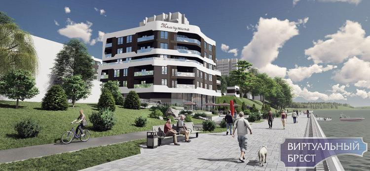 На берегу Набережной хотят строить пятиэтажный дом из двух подъездов. Можем обсудить ОВОС