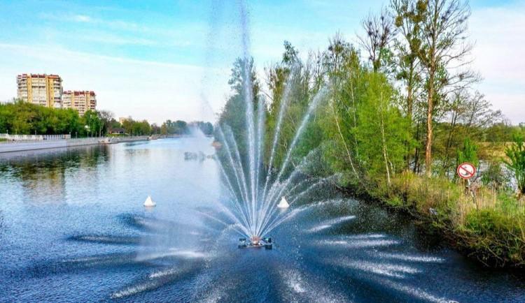 Нам поведали великую тайну: почему не работал плавающий фонтан на Набережной и когда уже