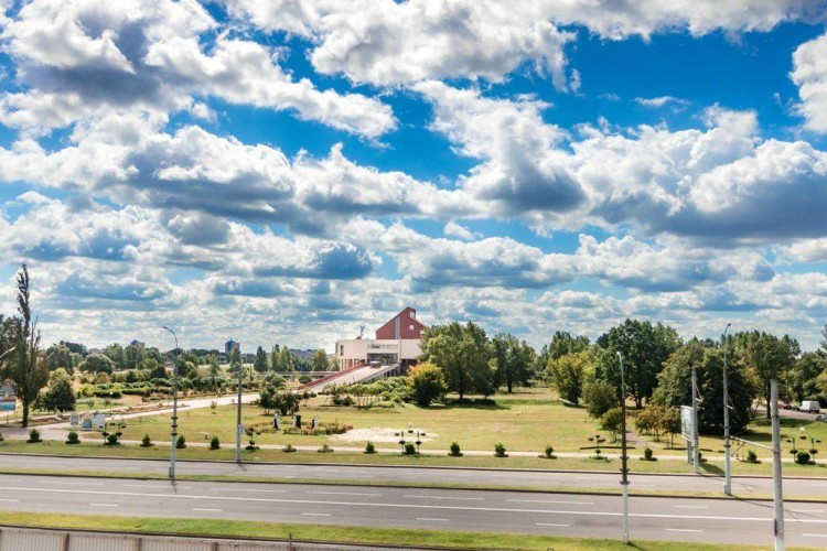 Рогачук анонсировал грандиозное благоустройство зелёной зоны вокруг ЦМТ