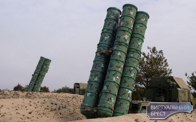 В 115-м зенитном ракетном полку проводятся учения: развернули комплекс С-300ПС