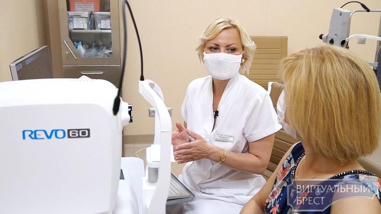 Без очков — и с хорошим зрением. В Бресте лечат катаракту и меняют хрусталики за один день