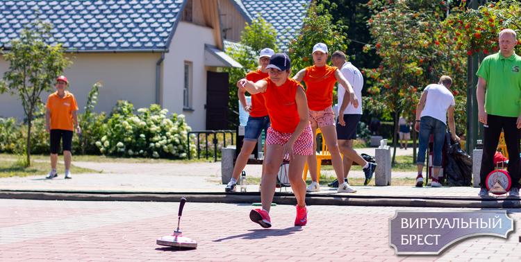Республиканский турнир по айсштоку прошёл в Бресте