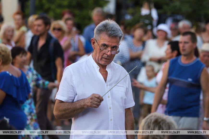 Брест отметил 76-ю годовщину освобождения города от немецко-фашистских захватчиков