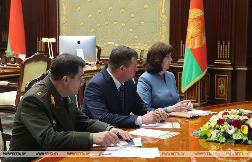 Дело боевиков иностранной ЧВК. Лукашенко проводит срочное совещание с членами Совбеза