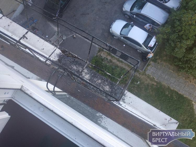 В Бресте 2 августа 2020 года было два пожара. Что горело?