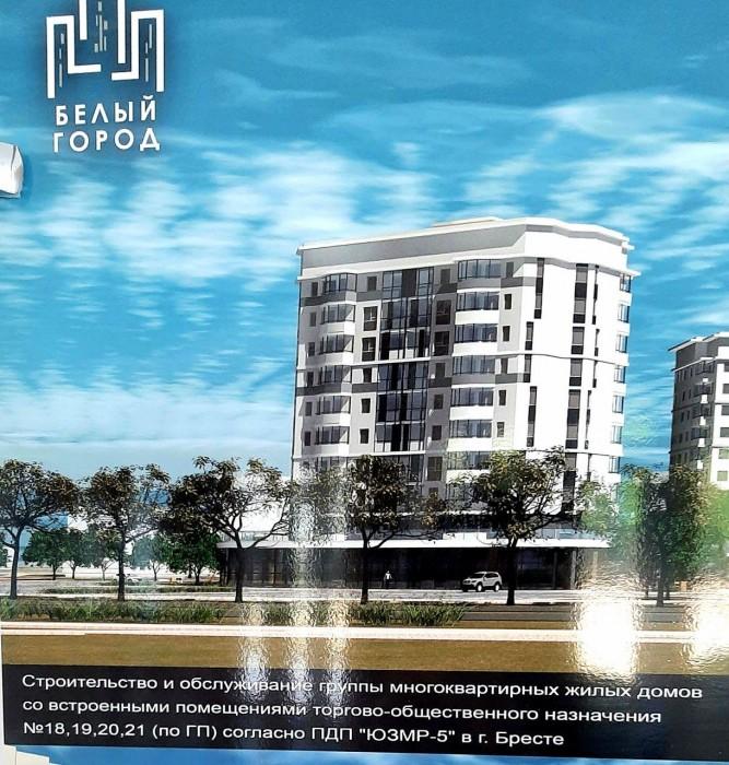"""В Бресте проходят общественные обсуждения концепции """"Белый город"""" в микрорайоне ЮЗМР-5"""
