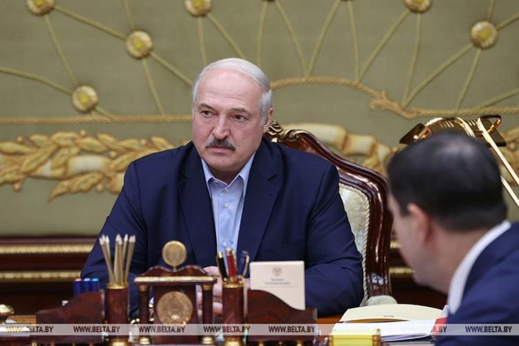 «Средняя зарплата за 5 лет вырастет вдвое». Стала известна избирательная программа Лукашенко