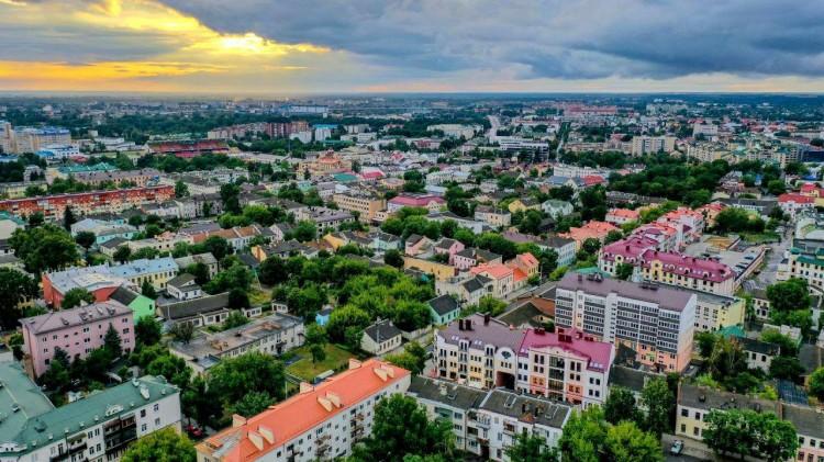 Брест признан самым благоустроенным городом в стране. Награда за победу - 8000 БВ