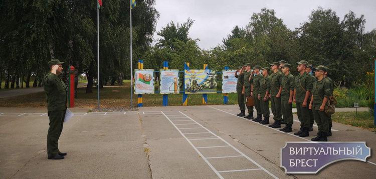 Оперативно-тактические учения ВВС и ПВО проходят под Брестом с 4 по 7 августа