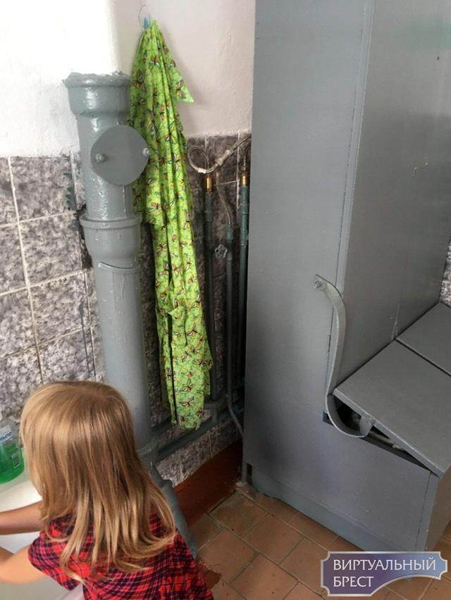 Мама увидела состояние ясли-сада в центре Бреста и ужаснулась: так и должно быть в XXI веке?