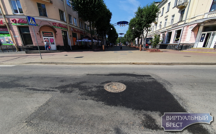 """Что происходит на улице К.Маркса, по которой сегодня досрочно """"пошли"""" троллейбусы"""