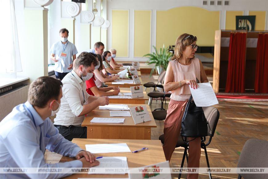 Около 8 тыс. наблюдателей аккредитованы в Брестской области