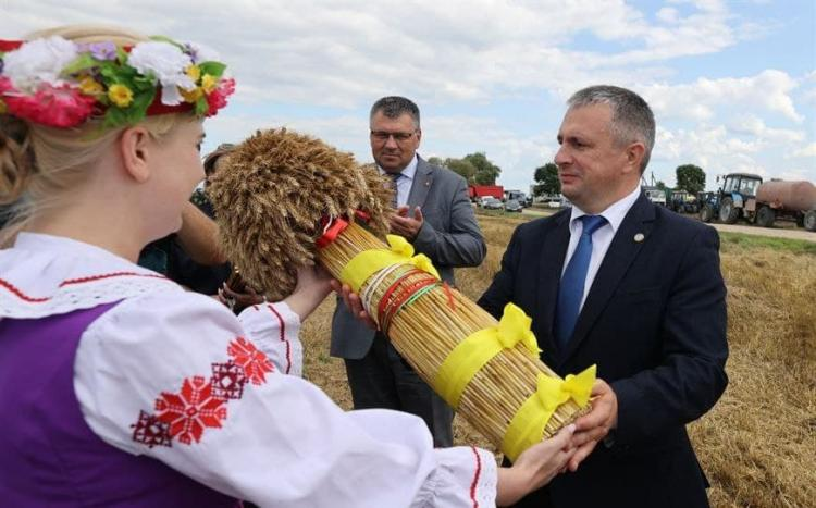 Министр Иван Крупко посетил ряд хозяйств Брестской области, где ознакомился с состоянием плодоводства в регионе